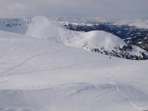 Foto: Manfred Karl / Ski Tour / Rosaninhöhe, 2280 m / Sauereggnock - Stubennock / 29.01.2009 20:42:02