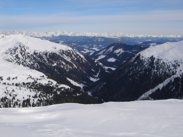 Foto: Manfred Karl / Ski Tour / Rosaninhöhe, 2280 m / Schladminger Tauern / 29.01.2009 20:39:42