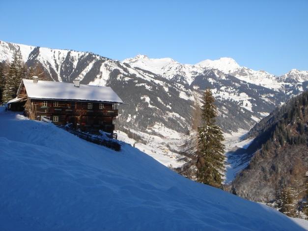 Foto: Manfred Karl / Ski Tour / Drei Gipfel im ruhigeren Eck der Toferer Alm / Ausgangspunkt Hinterfeld / 29.01.2009 21:40:38
