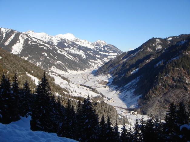 Foto: Manfred Karl / Ski Tour / Drei Gipfel im ruhigeren Eck der Toferer Alm / Großarler Tal / 29.01.2009 21:40:04