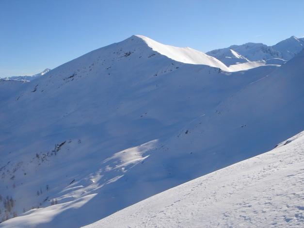 Foto: Manfred Karl / Ski Tour / Drei Gipfel im ruhigeren Eck der Toferer Alm / Kreuzkogel / 29.01.2009 21:36:18