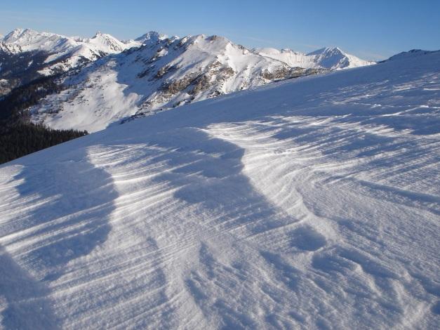 Foto: Manfred Karl / Ski Tour / Drei Gipfel im ruhigeren Eck der Toferer Alm / 29.01.2009 21:34:48