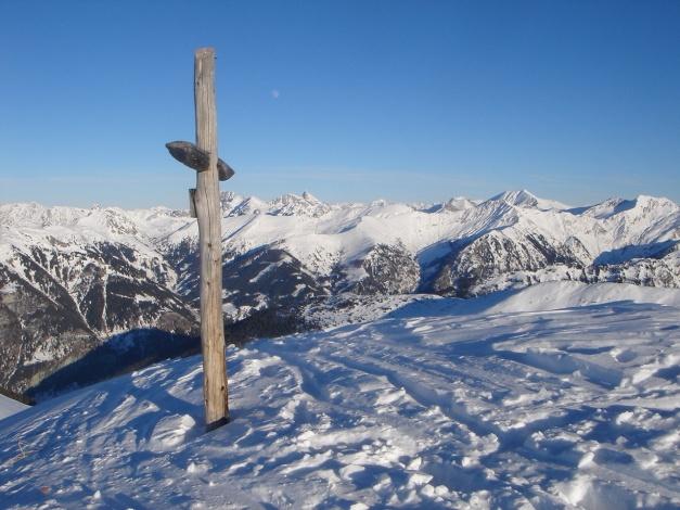 Foto: Manfred Karl / Ski Tour / Drei Gipfel im ruhigeren Eck der Toferer Alm / 29.01.2009 21:29:58