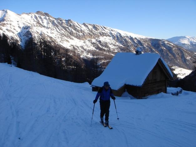 Foto: Manfred Karl / Ski Tour / Seemannwand, 2822 m / 29.01.2009 22:17:46