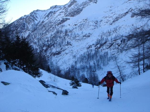 Foto: Manfred Karl / Ski Tour / Seemannwand, 2822 m / 29.01.2009 22:17:23