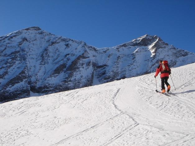 Foto: Manfred Karl / Ski Tour / Seemannwand, 2822 m / Reitereck und Elendspitze / 29.01.2009 22:15:32