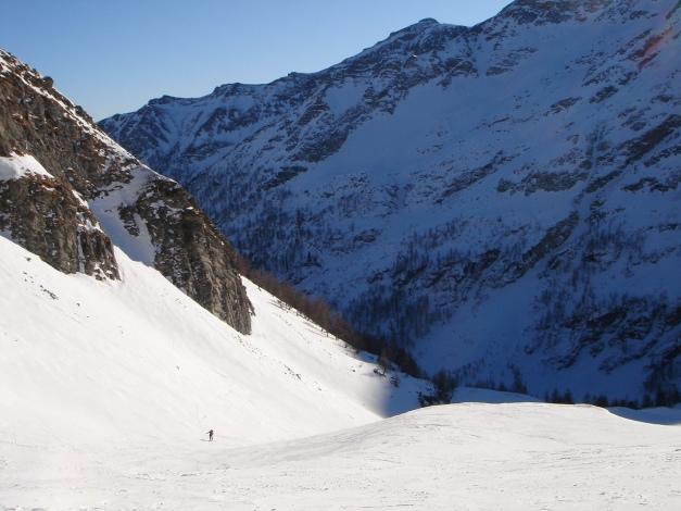 Foto: Manfred Karl / Ski Tour / Seemannwand, 2822 m / 29.01.2009 22:15:03