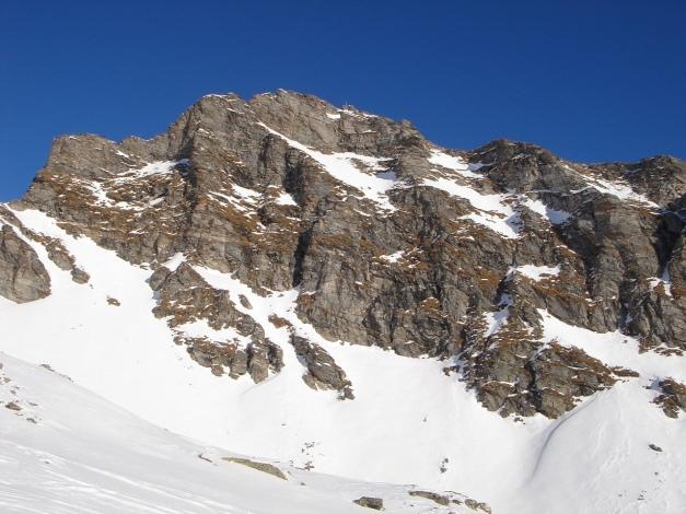 Foto: Manfred Karl / Ski Tour / Seemannwand, 2822 m / Girlitzspitze / 29.01.2009 22:13:46