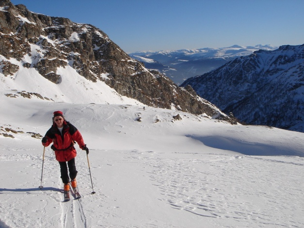 Foto: Manfred Karl / Ski Tour / Seemannwand, 2822 m / 29.01.2009 22:13:21
