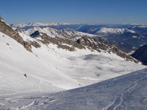 Foto: Manfred Karl / Ski Tour / Seemannwand, 2822 m / 29.01.2009 22:10:59