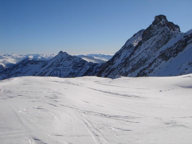 Foto: Manfred Karl / Ski Tour / Seemannwand, 2822 m / 29.01.2009 22:10:46