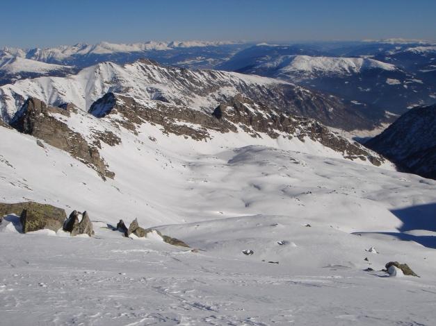 Foto: Manfred Karl / Ski Tour / Seemannwand, 2822 m / Lasörnkar / 29.01.2009 22:10:32