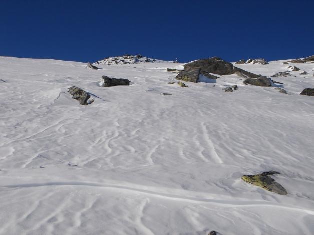 Foto: Manfred Karl / Ski Tour / Seemannwand, 2822 m / Gipfel in Sicht! / 29.01.2009 22:10:14