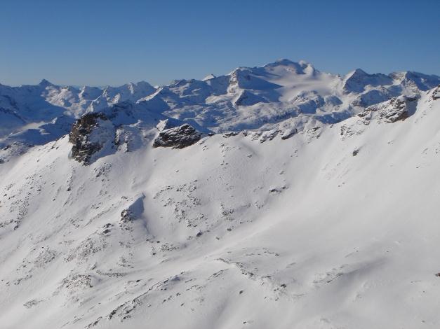 Foto: Manfred Karl / Ski Tour / Seemannwand, 2822 m / Der Hochalmer / 29.01.2009 22:07:44