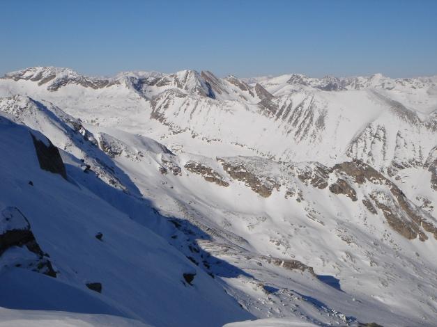 Foto: Manfred Karl / Ski Tour / Seemannwand, 2822 m / Schiberge ohne Ende ;-) / 29.01.2009 22:06:49