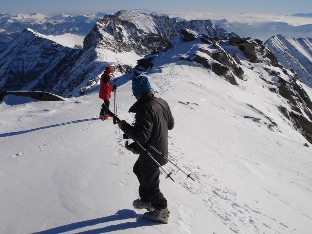 Foto: Manfred Karl / Ski Tour / Seemannwand, 2822 m / 29.01.2009 22:02:49