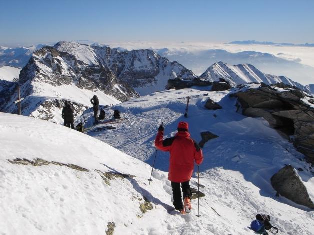 Foto: Manfred Karl / Ski Tour / Seemannwand, 2822 m / 29.01.2009 22:02:32
