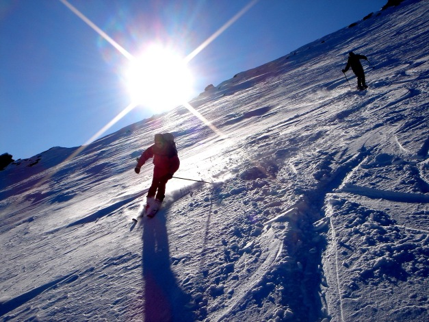 Foto: Manfred Karl / Ski Tour / Seemannwand, 2822 m / 29.01.2009 22:01:24