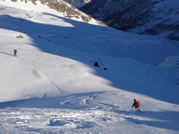 Foto: Manfred Karl / Ski Tour / Seemannwand, 2822 m / 29.01.2009 22:01:02