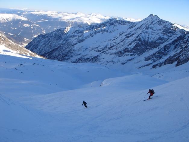 Foto: Manfred Karl / Ski Tour / Seemannwand, 2822 m / 29.01.2009 22:00:48