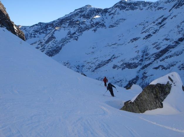 Foto: Manfred Karl / Ski Tour / Seemannwand, 2822 m / Im Duett / 29.01.2009 21:58:57
