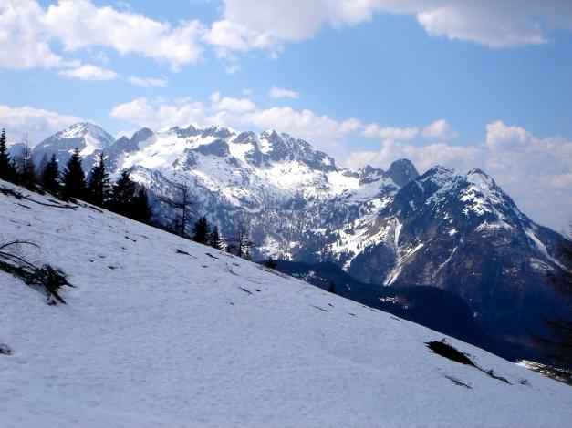 Foto: Manfred Karl / Ski Tour / DER Strichkogelklassiker über das Sulzkar und das Tiefenkar / Tennengebirge / 29.01.2009 22:42:13
