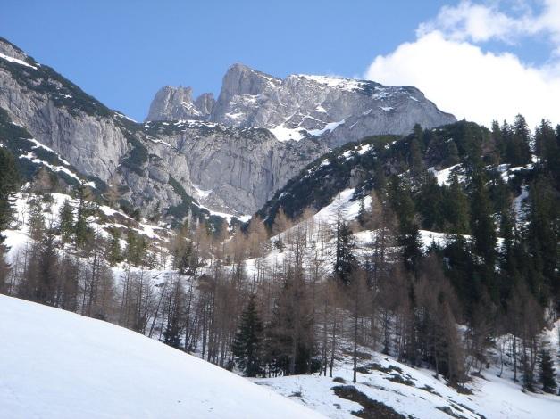 Foto: Manfred Karl / Ski Tour / DER Strichkogelklassiker über das Sulzkar und das Tiefenkar / Im unteren Sulzkar / 29.01.2009 22:41:52