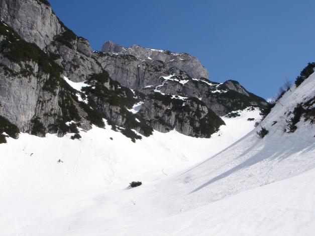 Foto: Manfred Karl / Ski Tour / DER Strichkogelklassiker über das Sulzkar und das Tiefenkar / Oberes Sulzkar / 29.01.2009 22:40:44