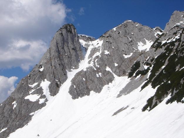 Foto: Manfred Karl / Ski Tour / DER Strichkogelklassiker über das Sulzkar und das Tiefenkar / Sulzengrießen, Donnerkogel - Steinriesenkogel / 29.01.2009 22:39:56