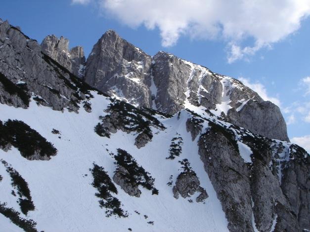 Foto: Manfred Karl / Ski Tour / DER Strichkogelklassiker über das Sulzkar und das Tiefenkar / 29.01.2009 22:37:29