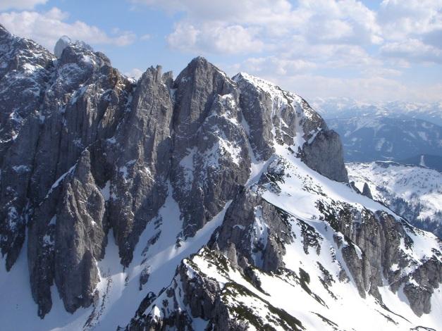 Foto: Manfred Karl / Ski Tour / DER Strichkogelklassiker über das Sulzkar und das Tiefenkar / Angerstein / 29.01.2009 22:36:30