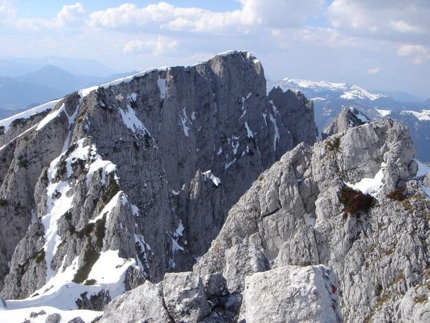 Foto: Manfred Karl / Ski Tour / DER Strichkogelklassiker über das Sulzkar und das Tiefenkar / Großer Donnerkogel / 29.01.2009 22:34:33