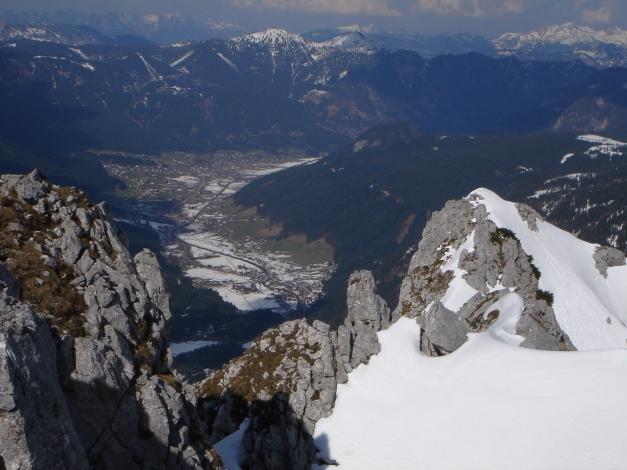Foto: Manfred Karl / Ski Tour / DER Strichkogelklassiker über das Sulzkar und das Tiefenkar / Gosau / 29.01.2009 22:34:09