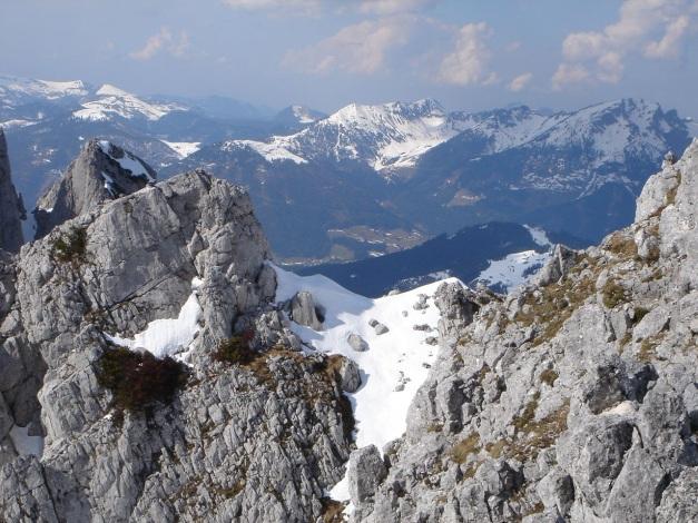 Foto: Manfred Karl / Ski Tour / DER Strichkogelklassiker über das Sulzkar und das Tiefenkar / Osterhorngruppe / 29.01.2009 22:33:29