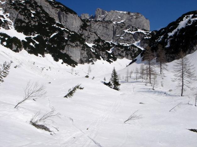 Foto: Manfred Karl / Ski Tour / DER Strichkogelklassiker über das Sulzkar und das Tiefenkar / 29.01.2009 22:32:42