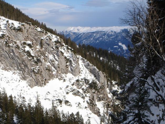 Foto: Manfred Karl / Ski Tour / Gamsknogel / Gamsknogl, 1750 m / Untersberg / 30.01.2009 21:37:52