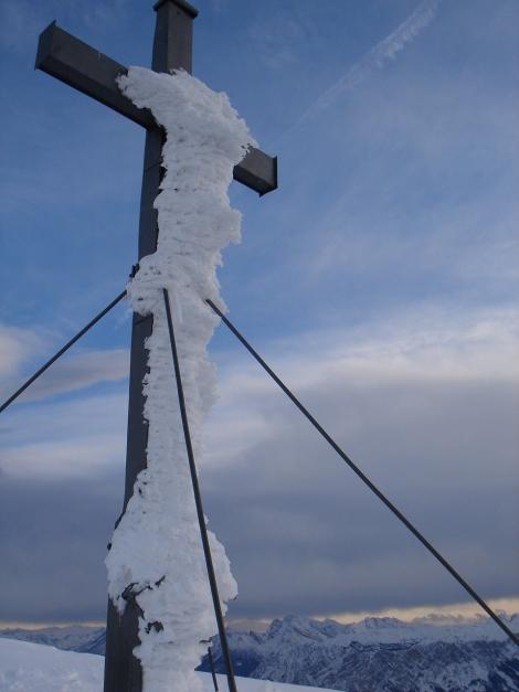 Foto: Manfred Karl / Ski Tour / Gamsknogel / Gamsknogl, 1750 m / 30.01.2009 21:36:59