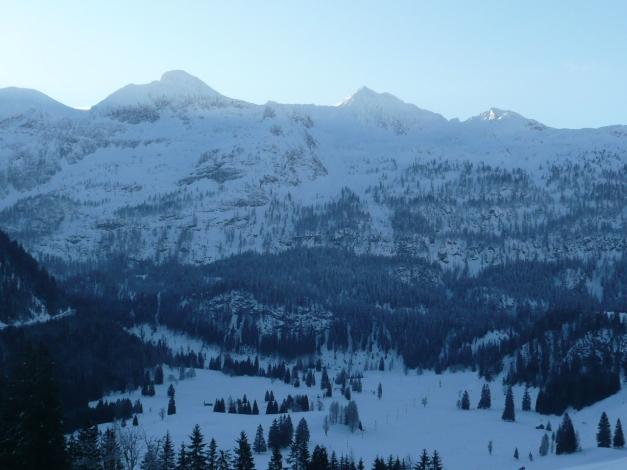 Foto: Manfred Karl / Ski Tour / Leckriedel, 1846 m / Großwandspitzen - Pleißlingkeile / 30.01.2009 22:31:28