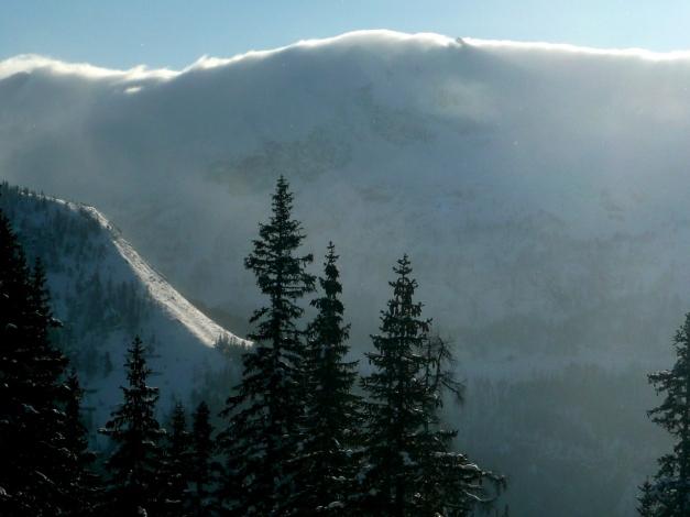 Foto: Manfred Karl / Ski Tour / Leckriedel, 1846 m / Tauernwurm / 30.01.2009 22:27:32