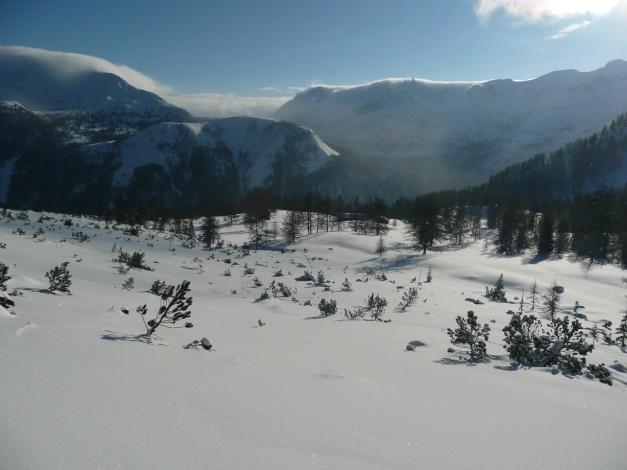 Foto: Manfred Karl / Ski Tour / Leckriedel, 1846 m / 30.01.2009 22:25:01