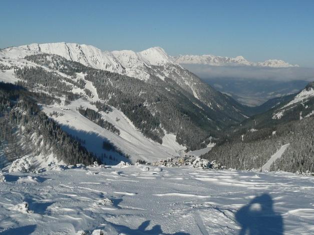 Foto: Manfred Karl / Ski Tour / Leckriedel, 1846 m / Vorderkogel - Lackenkogel / 30.01.2009 22:24:09