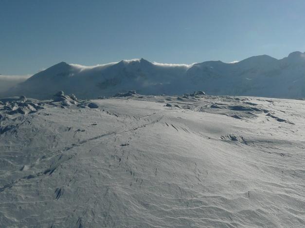 Foto: Manfred Karl / Ski Tour / Leckriedel, 1846 m / Radstädter Tauerngipfel / 30.01.2009 22:22:44