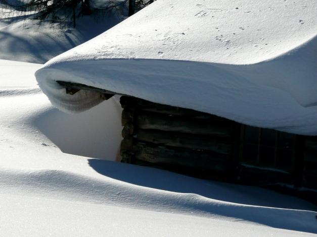 Foto: Manfred Karl / Ski Tour / Leckriedel, 1846 m / 30.01.2009 22:18:59