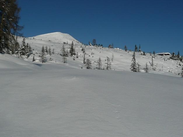 Foto: Manfred Karl / Ski Tour / Leckriedel, 1846 m / 30.01.2009 22:18:39