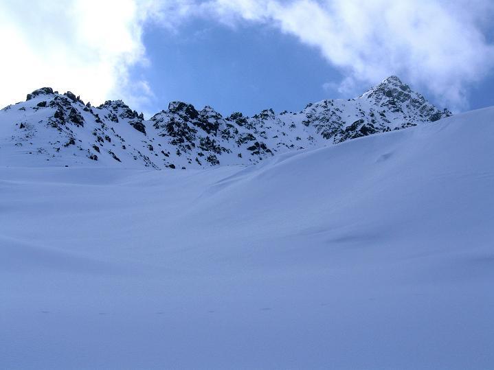 Foto: Andreas Koller / Ski Tour / Impressionen am Flüelapass (2606 m) / 09.02.2009 00:55:52