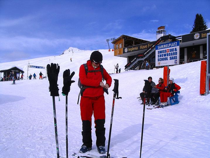 Foto: Andreas Koller / Ski Tour / Von der Madrisa aufs Rätschenhorn (2703m) / 10.02.2009 19:59:45