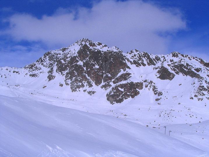 Foto: Andreas Koller / Ski Tour / Von der Madrisa aufs Rätschenhorn (2703m) / Madrisahorn (2826 m) / 10.02.2009 19:58:34