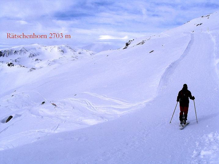 Foto: Andreas Koller / Ski Tour / Von der Madrisa aufs Rätschenhorn (2703m) / 10.02.2009 19:55:52