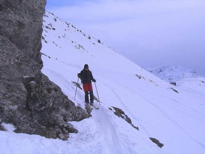 Foto: Andreas Koller / Ski Tour / Von der Madrisa aufs Rätschenhorn (2703m) / 10.02.2009 19:55:44