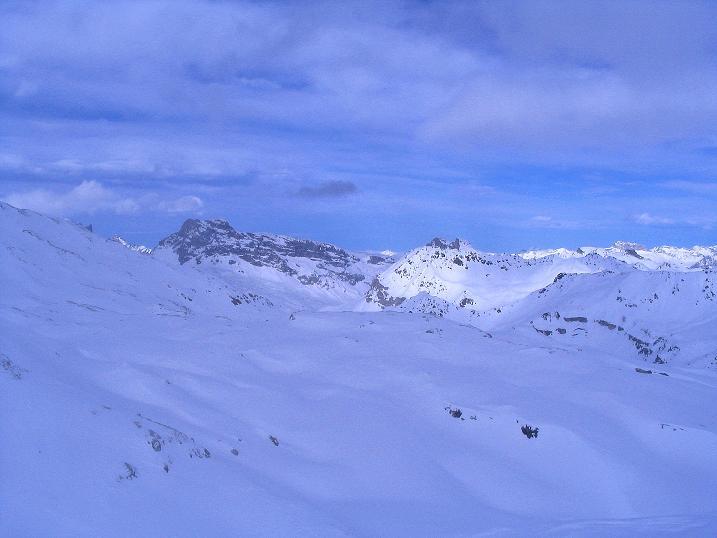 Foto: Andreas Koller / Ski Tour / Von der Madrisa aufs Rätschenhorn (2703m) / 10.02.2009 19:54:36